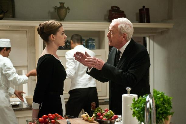 Anne Hathaway Michael Caine