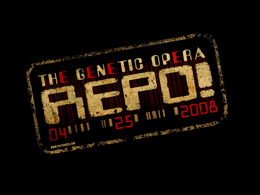 'Repo! The Genetic Opera' Movie Review | Funk's House of ... Repo The Genetic Opera Shilo