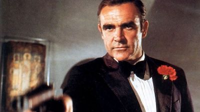Sean Connery makes a triumphant return to the James Bond franchise with Diamonds Are Forever
