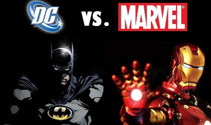 batman vs iron man