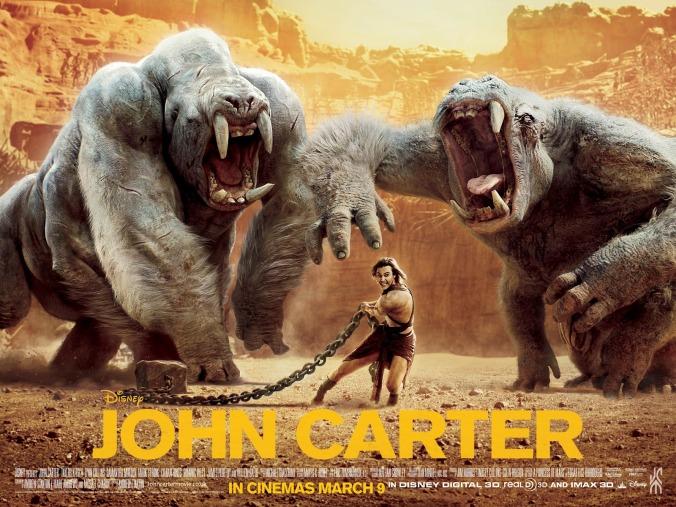 John Carter billboard