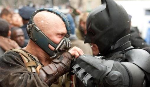 Bane Batman