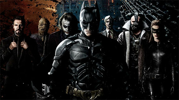 the popularity of the batman or dark knight character The overarching plot of the dark knight can basically be summed up as a cat-and-mouse game between the joker and batman of course, there's a ton of other stuff going on (such as the several.