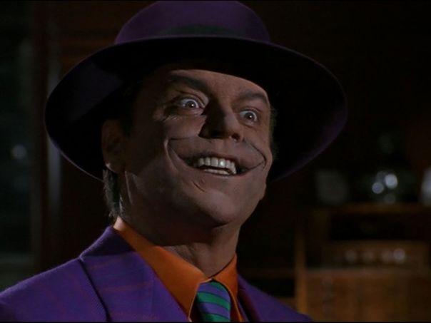 Joker Without Make-up
