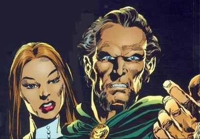 Ra's al Ghul and Talia