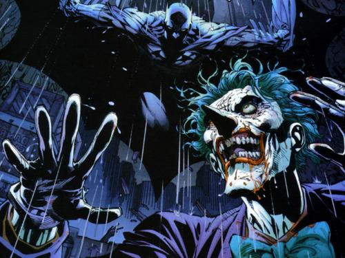 The Joker Hush