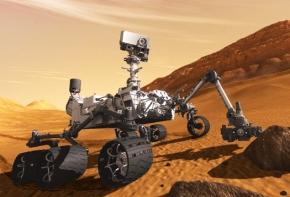 The Curiosity Lander