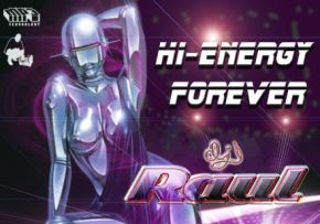 DJ Raul - Hinrg Forever Mix - Vol 08 - Front