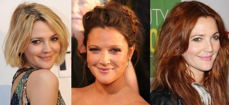 3 shades of celebrities women who have rocked blonde brunette drew urmus Gallery