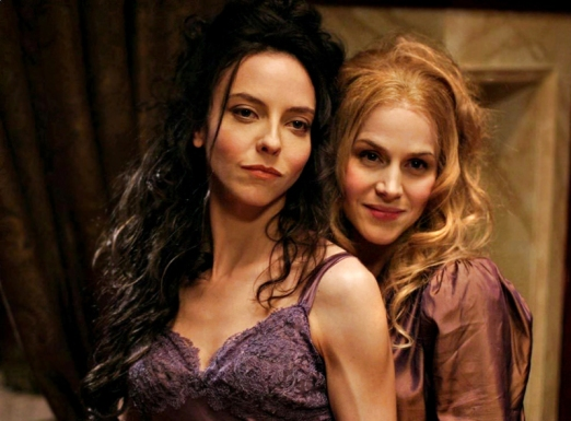 Drusilla and Darla