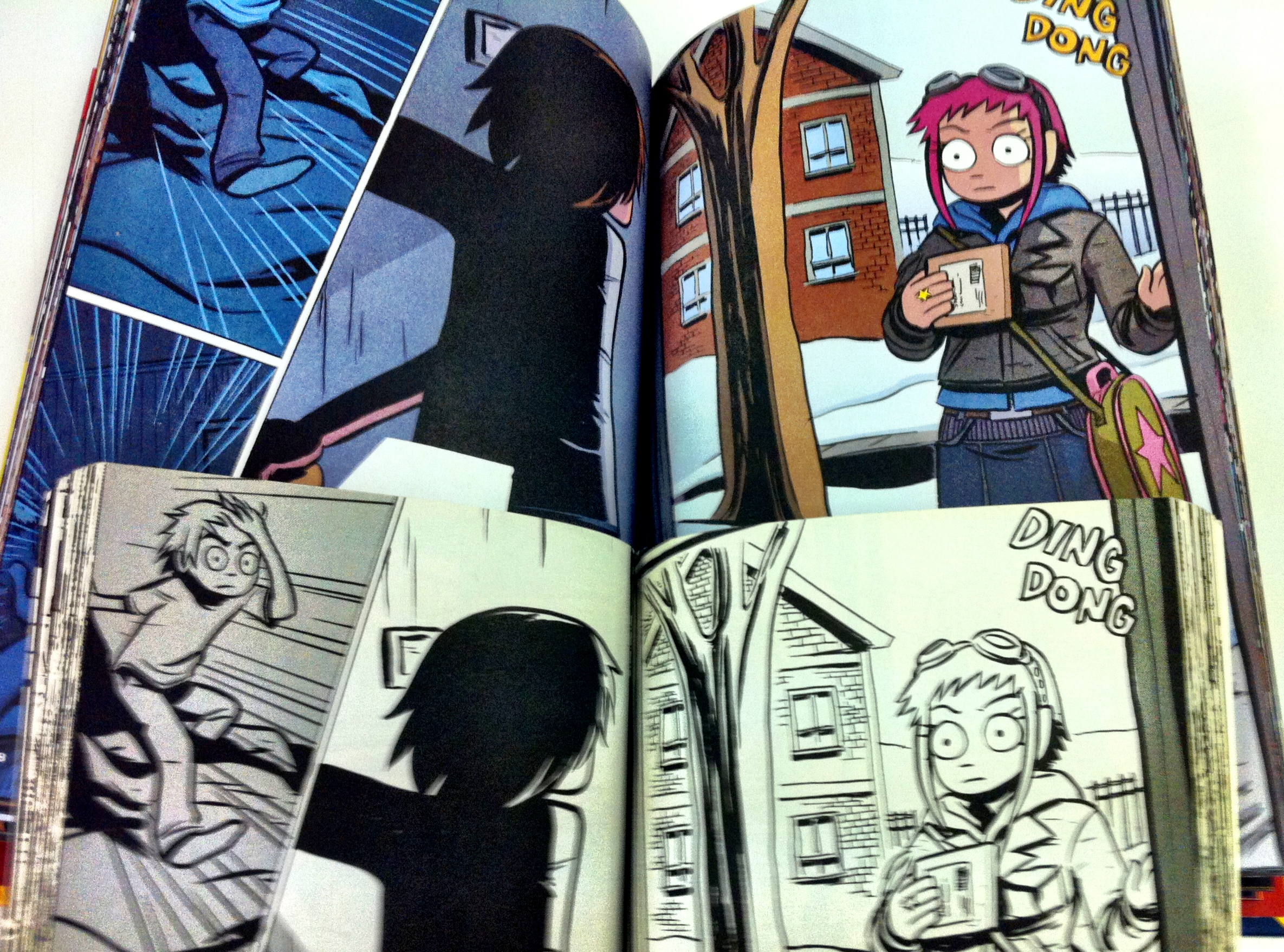 Is the Color Edition of Scott Pilgrim Worth Buying