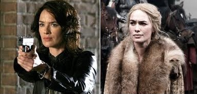 Lena Headey in Sarah Connor Chronicles and Game of Thrones