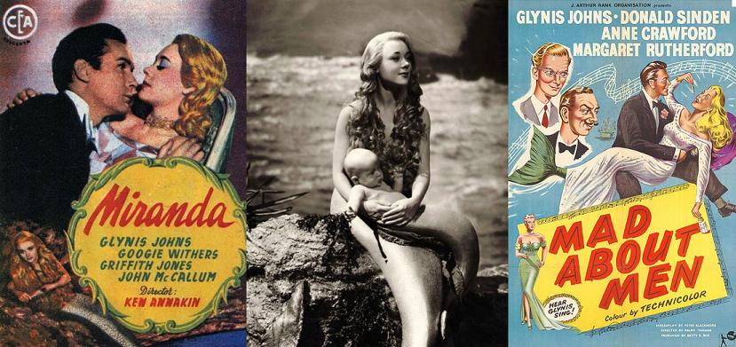 Miranda (1948 film) movie scenes Excited to have found a man for mermen are rather boring after all Miranda takes him hostage in her cave That is until he agrees to take her to London