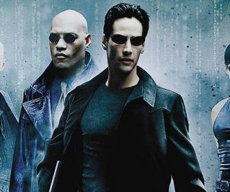 Neo and Morpheus