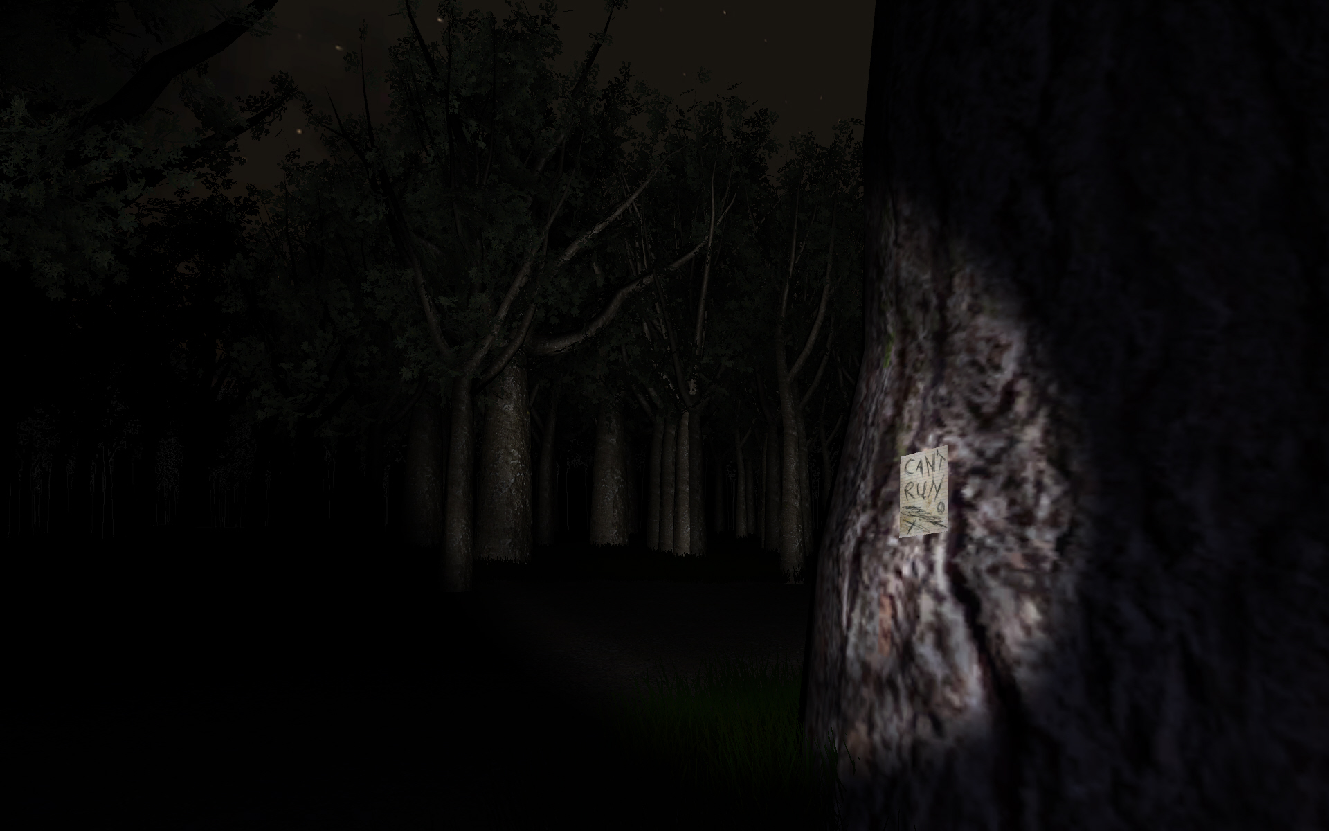 Play Slender (3D), a free online game on Kongregate