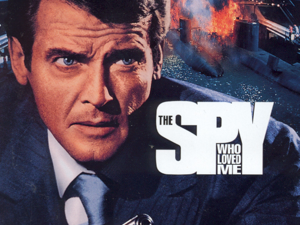 Image result for the spy who loved me roger moore pic