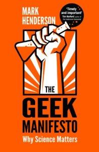 The Geek Manifesto