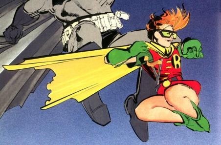 Carrie Kelley Robin