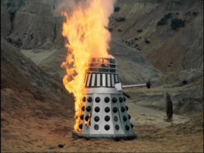 Death to the Daleks