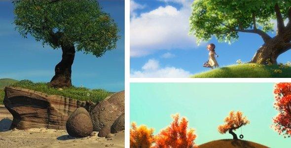 Pixar Tree