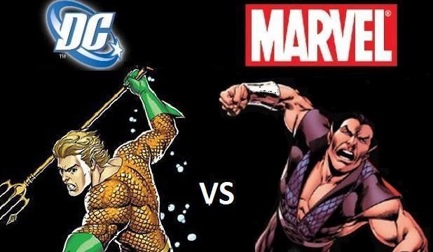 For ...  sc 1 st  Funku0027s House of Geekery & DC vs. Marvel: Aquaman vs. Namor The Sub-Mariner | Funku0027s House of ...