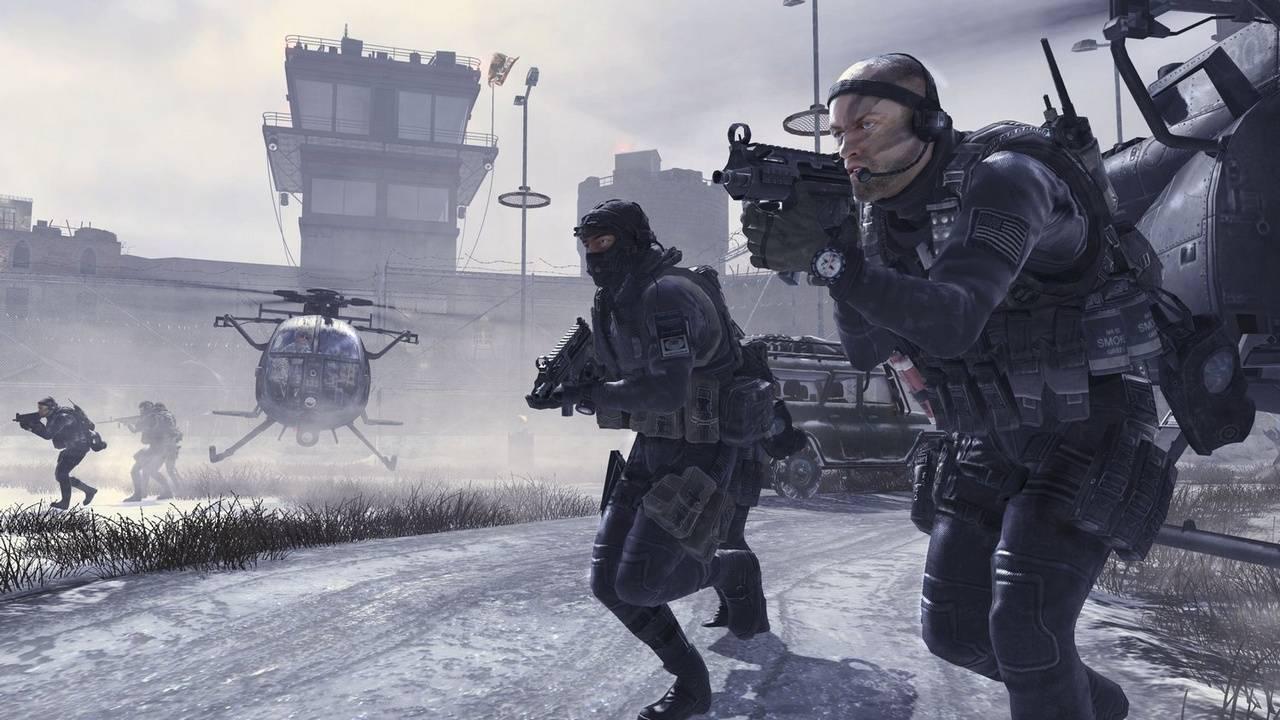 Video Game Retrospective – The 'Modern Warfare' Trilogy ...