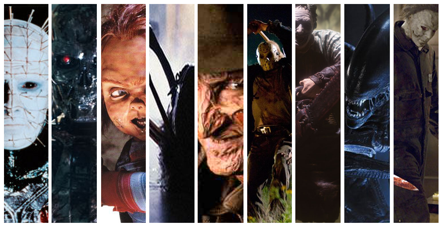 Modern Monsters vs Horror Classics: A Fighting Game I'd Pay Anything