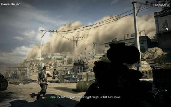 MW3 Sandstorm