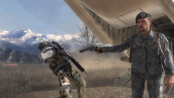 Modern Warfare 2 Sherperd