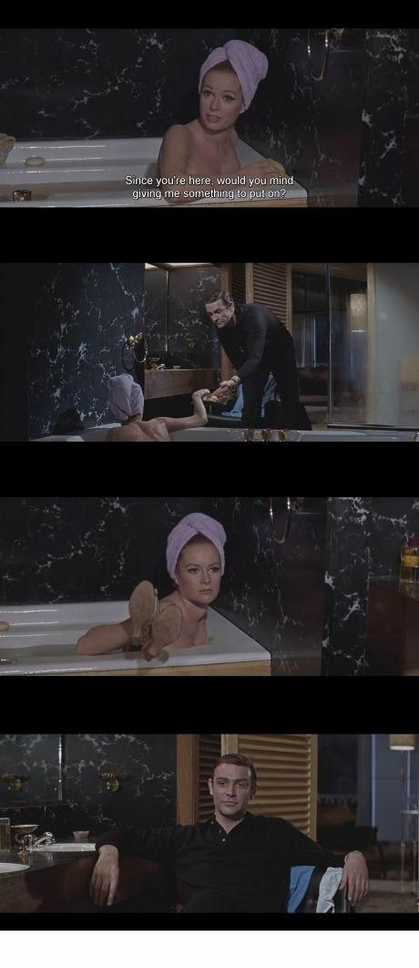 Bond Connery