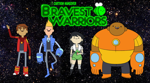 animation review bravest warriors funk s house of geekery