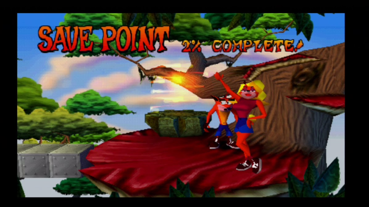 evolution of gaming or what replaying crash bandicoot has taught