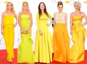 emmys yellow