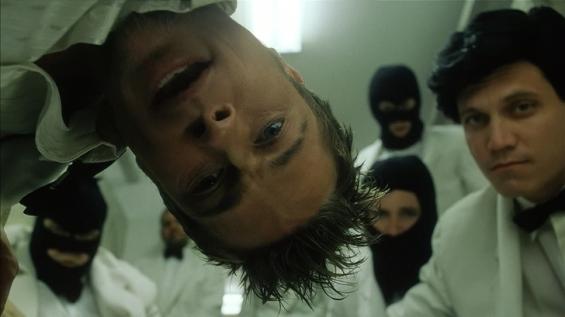 Upside down is always more menacing