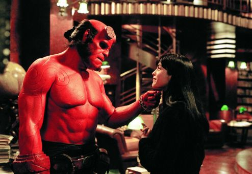 Hellboy Liz