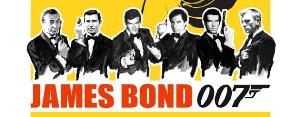 James Bond 50th