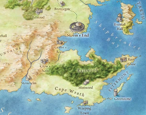book review the lands of ice and fire funks house of geekery
