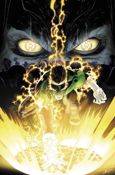 green lantern, new 52, dc comics