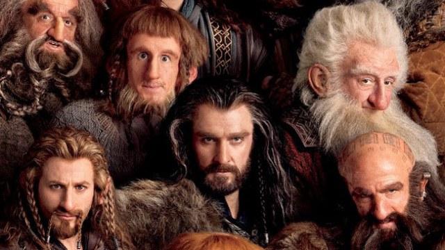 The Dwarves The Hobbit
