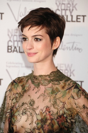 Anne Hathaway leads my list for Most Improved