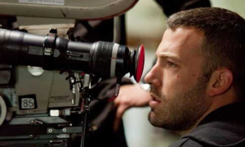 Ben Affleck is my pick for Director of the Year