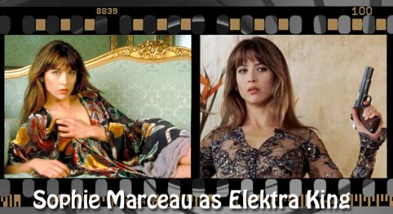 Sophie Marceau Elektra King