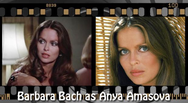 Barbara Bach Anya Amasova
