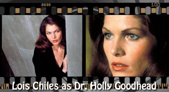 Holly Goodhead Lois Chiles