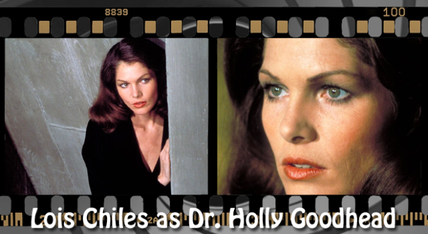 Holly Goodhead Lois Chiles