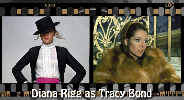 Tracy Bond Diana Rigg