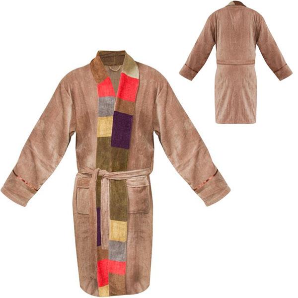 fourth doctor bathrobe