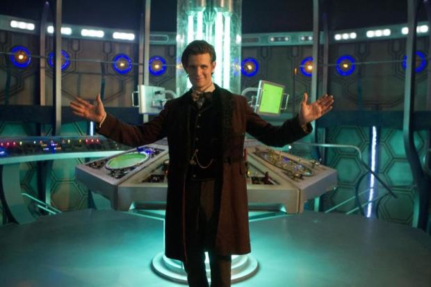 Doctor Who The Snowmen Tardis