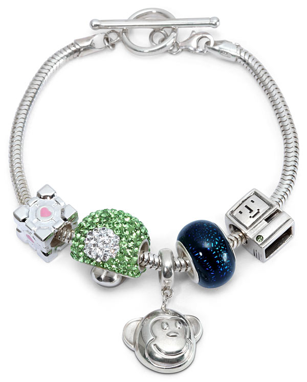 Think Geek Charm Bracelet