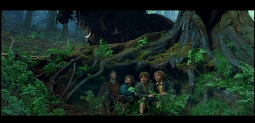 Lord of the Rings First Shot